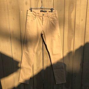 Beige guess pants